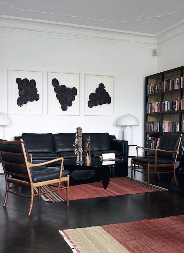 Beautiful Copenhagen Apartment Filled with Mid-Century Designs_4