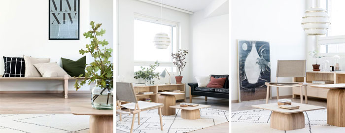 Amazing Get The Look: Stylish Finnish Apartment