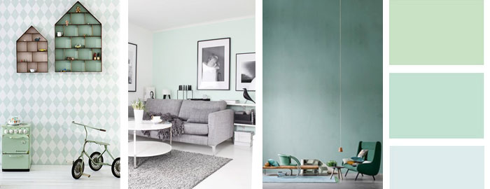 Curated: Mint Green Home Accessories