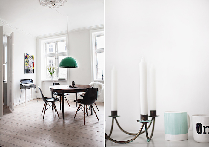 The Bohemian Chic Apartment of Two Danish Musicians_2