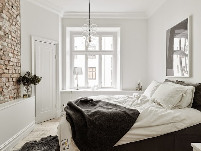 A majestic Swedish home in black, white and grey_6