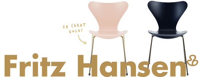 Fritz Hansen To Launch Jubilee Edition Of Series 7 Chair Nordicdesign
