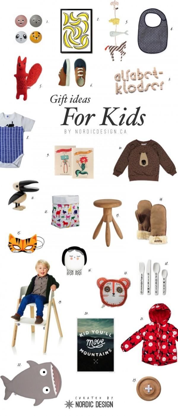Gift for kids 2014