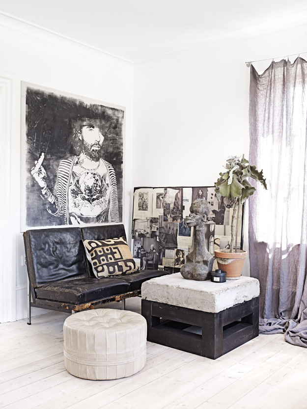 The home of stylist Marie Olsson Nylander_2