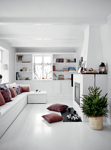 Christmas at the home of designer Tine Kjeldsen_1