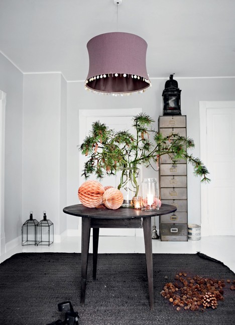 Christmas at the home of designer Tine Kjeldsen_3