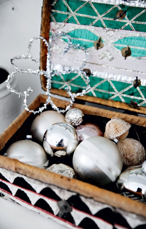 Christmas at the home of designer Tine Kjeldsen_5