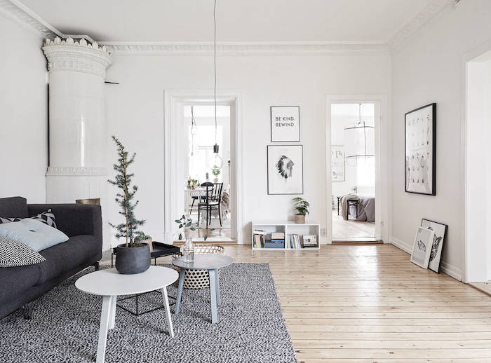 Swedish apartment with with soft colors_1