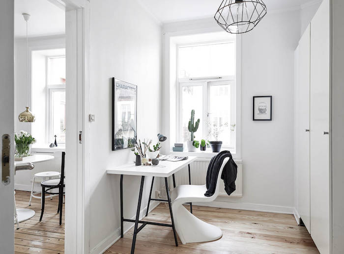 Swedish apartment with with soft colors_4