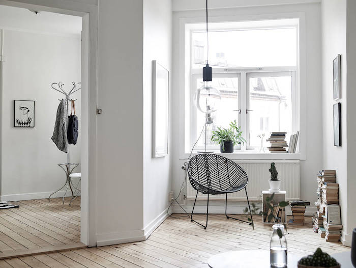 Swedish apartment with with soft colors_7