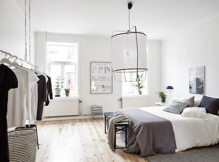 Swedish apartment with with soft colors_8