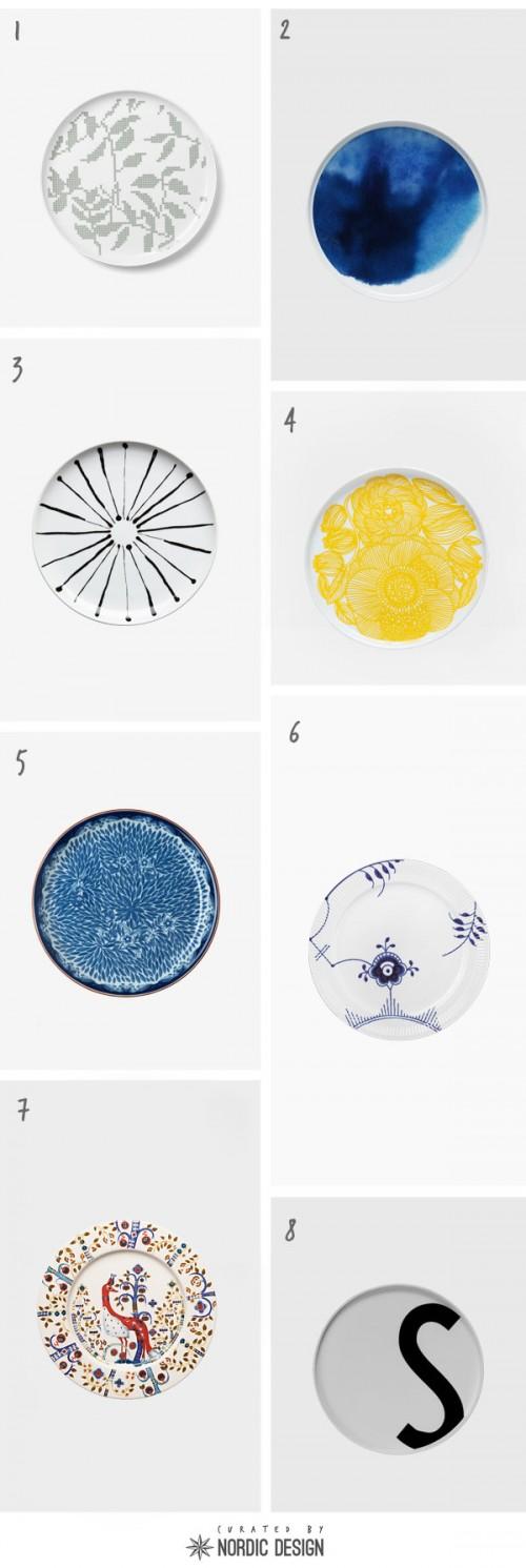 tableware-pattern