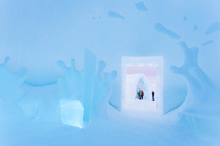 Inside the 25th icehotel in Jukkasjarvi_6