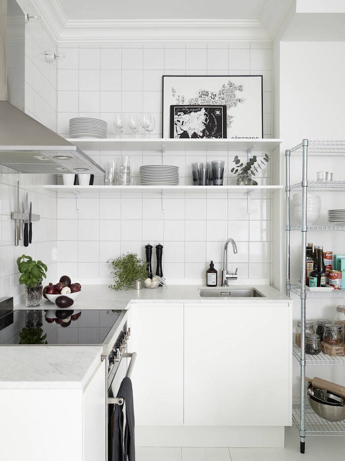 Lovely city apartment with a beautiful kitchen_5