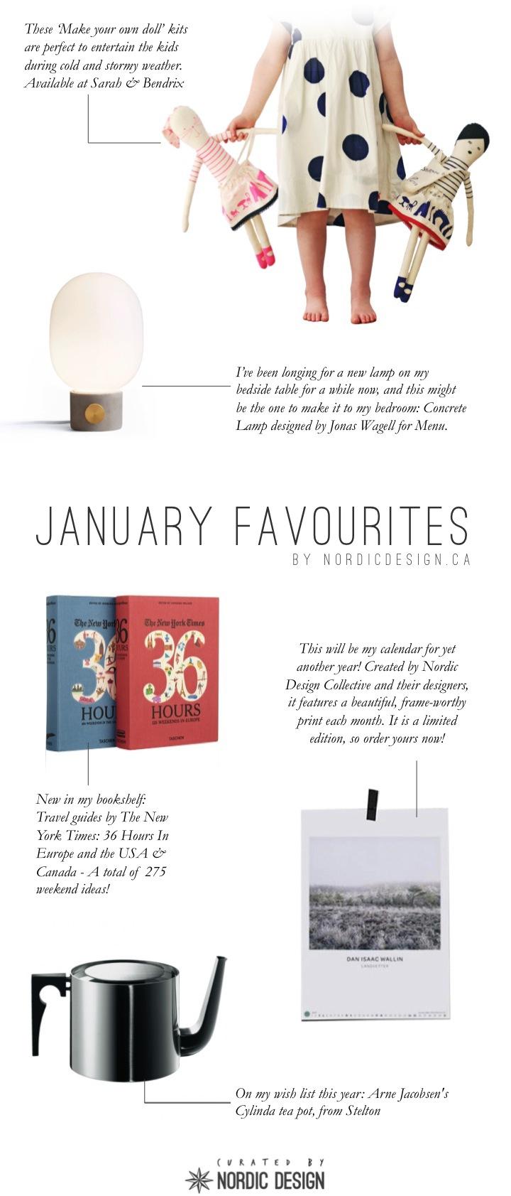 favourites-January2015