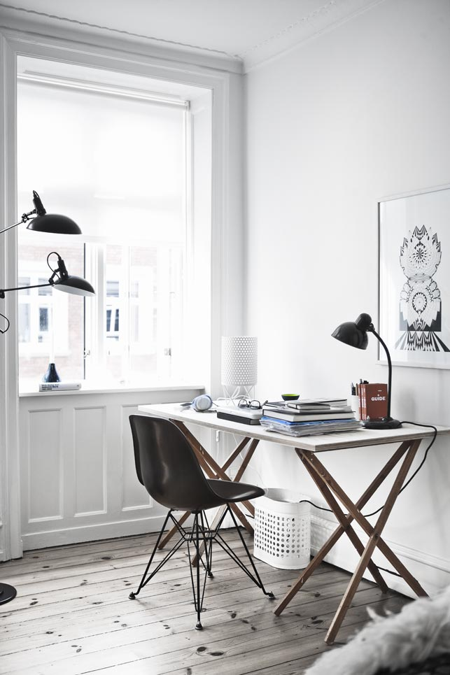 Warm and Inviting Nørrebro Apartment with Fab Vintage Finds_3