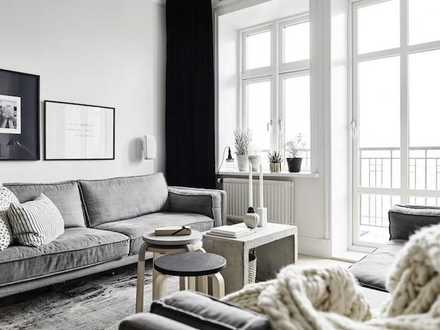 A calm and serene apartment with a neutral palette_1