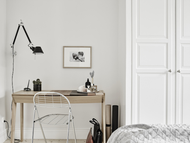 A calm and serene apartment with a neutral palette_9