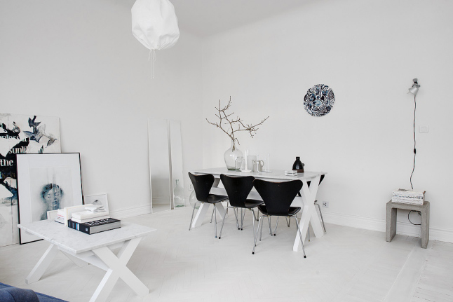 Light and spacious Gothenburg apartment_1
