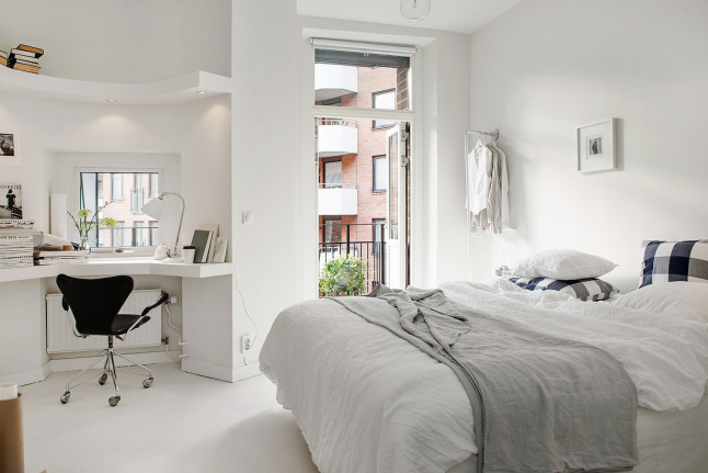 Light and spacious Gothenburg apartment_11
