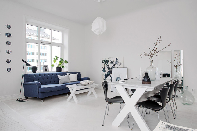 Light and spacious Gothenburg apartment_3