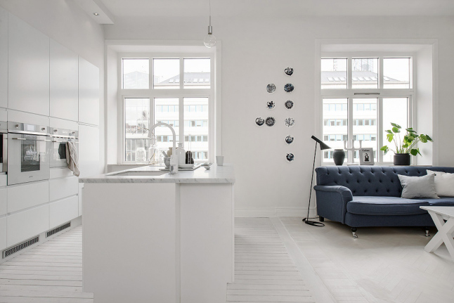 Light and spacious Gothenburg apartment_5