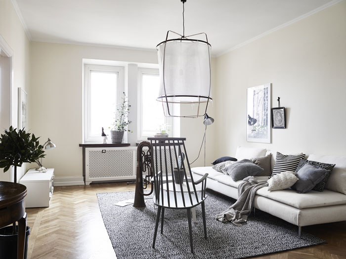 Pretty And Eclectic Gothenburg Apartment 04