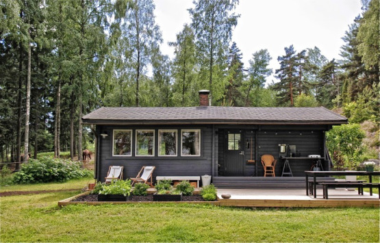 Wooden summer cottage in Finland_20