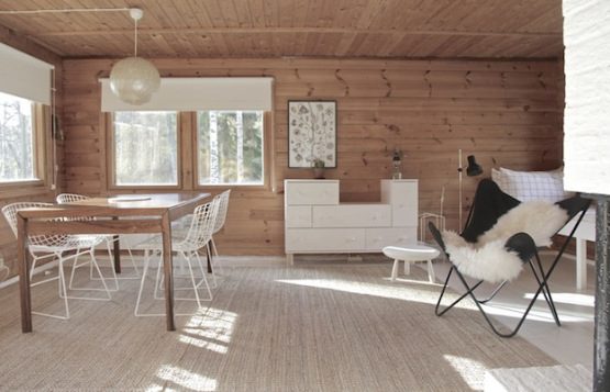 Wooden summer cottage in Finland_4