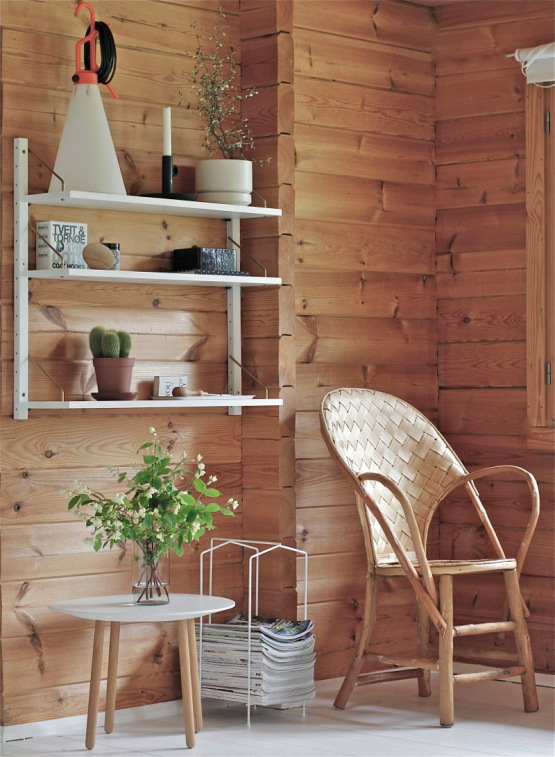Wooden summer cottage in Finland_9