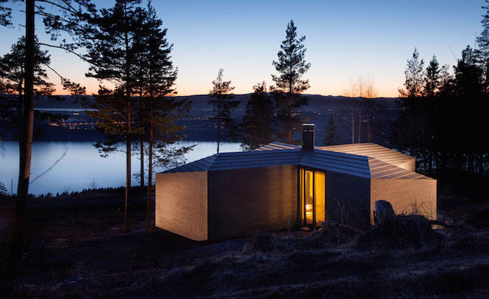 Cabin at Norderhov by Atelier Oslo in Norway_1