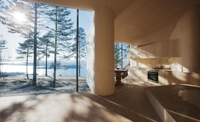 Cabin at Norderhov by Atelier Oslo in Norway_3