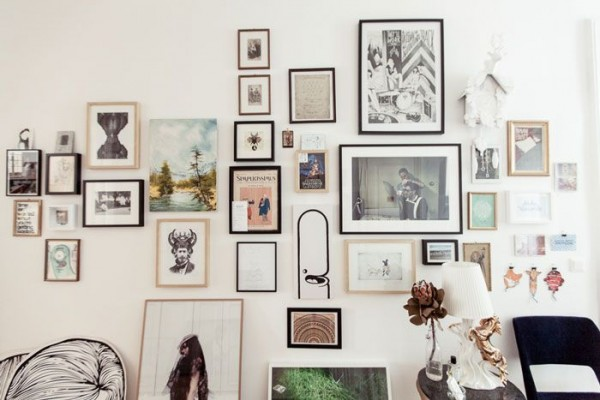 Gallery wall 10