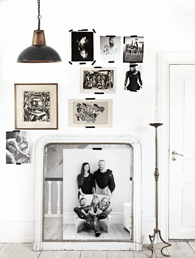 Gallery wall 12