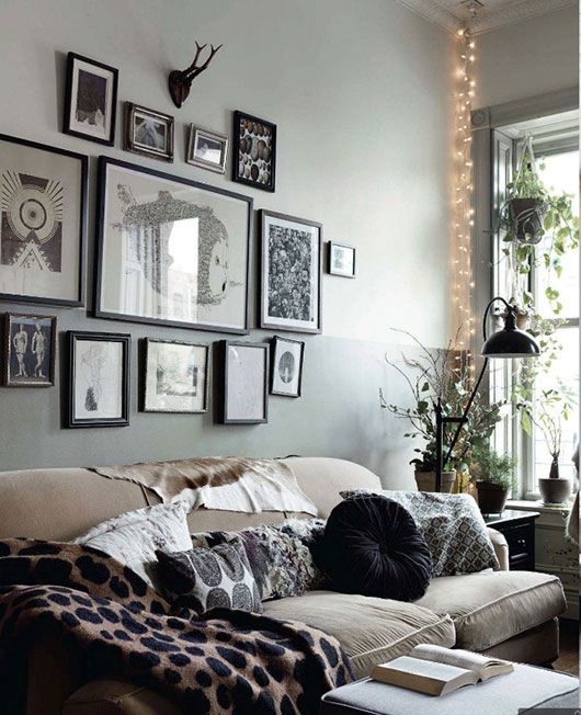 Gallery wall 14