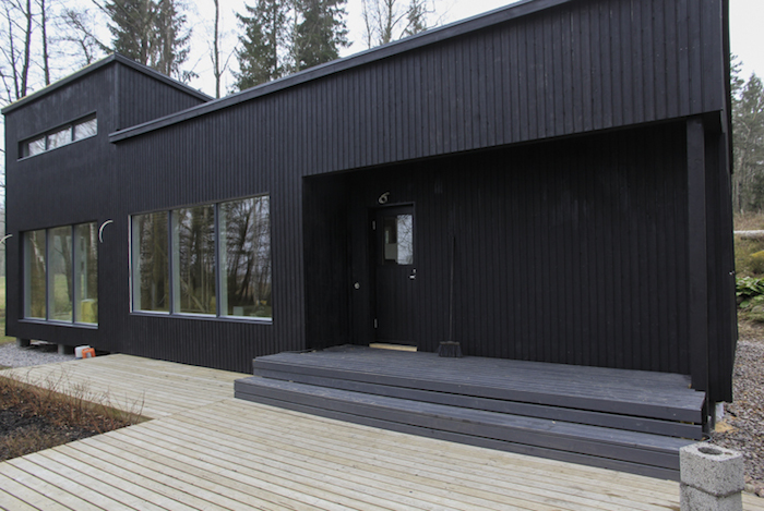 Stylish summer house in Finland_1