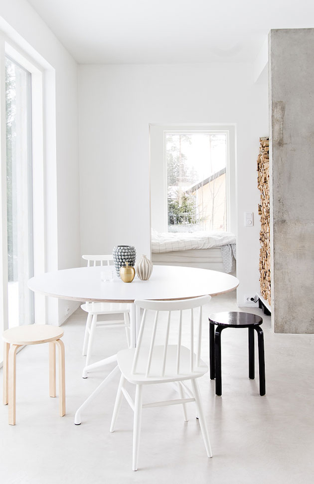 Scandinavian Minimalist In Finland Nordicdesign