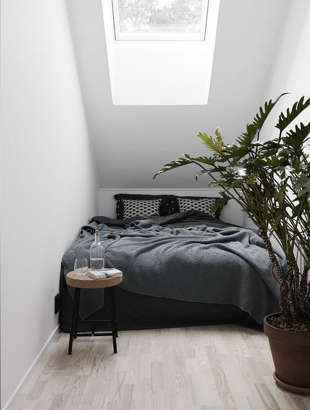 Nordic home with Japanese influences 09 A Serene Nordic Apartment with