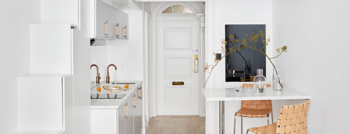 Small Space, Big Style - NordicDesign
