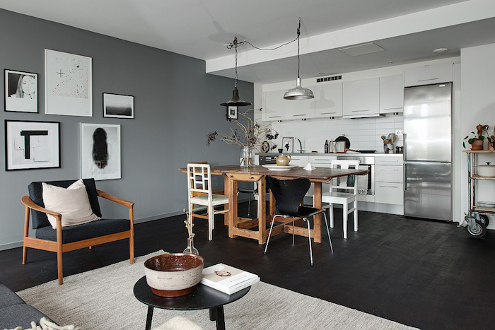 Beautiful combination of black and grey_2