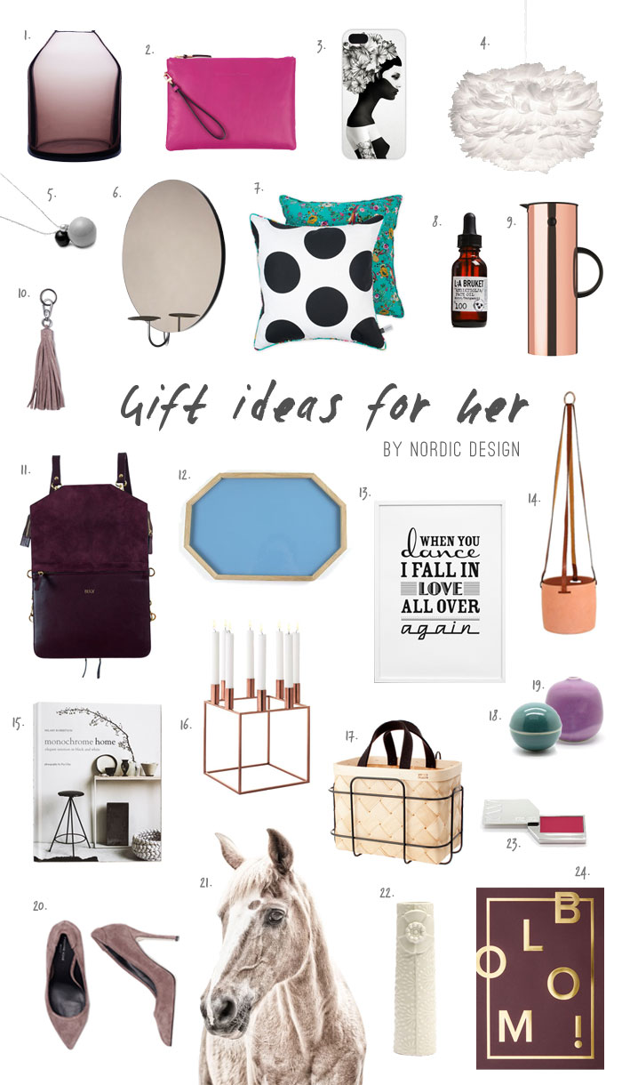 Christmas-gifts-2015-HER ...  sc 1 st  NordicDesign & Gift Ideas for Her - NordicDesign
