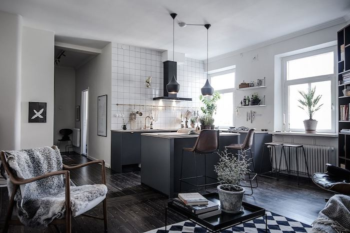 Cool home in Goteborg with a bohemian style_1