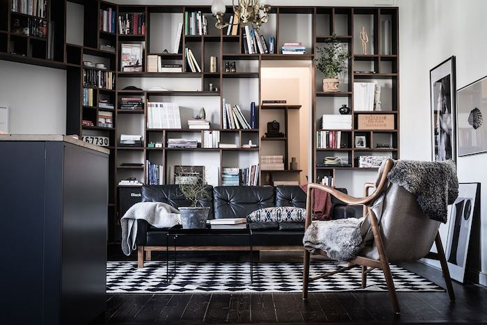 Cool home in Goteborg with a bohemian style_5