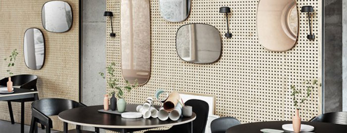FRAMED Mirrors by Muuto - NordicDesign