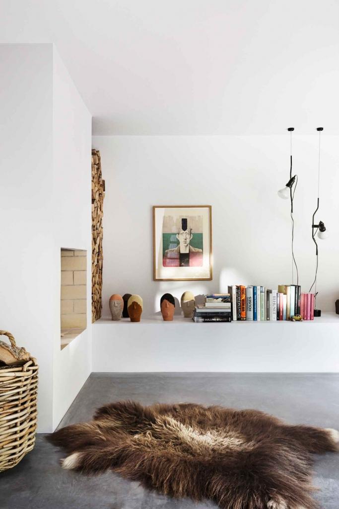 An amazing modern house with an atrium_7