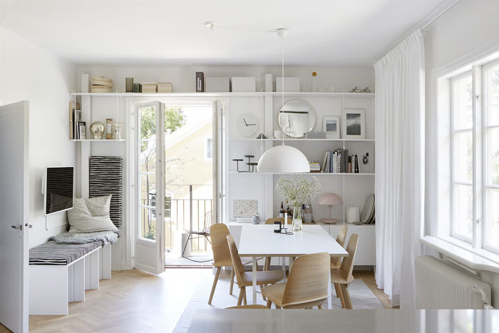 Small Home Inspiration In Monochrome 01 ...