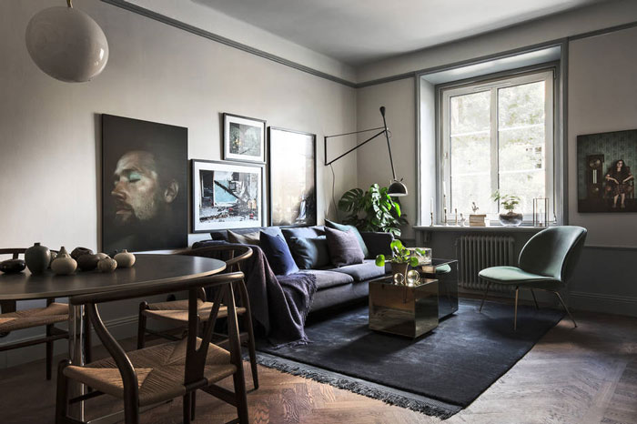 Stylish-Dark-and-Moody-Stockholm-Apartment-04