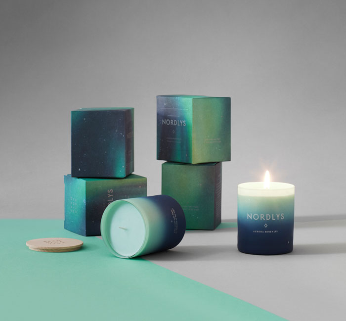 Skandinavisk-Nordlys-Candle