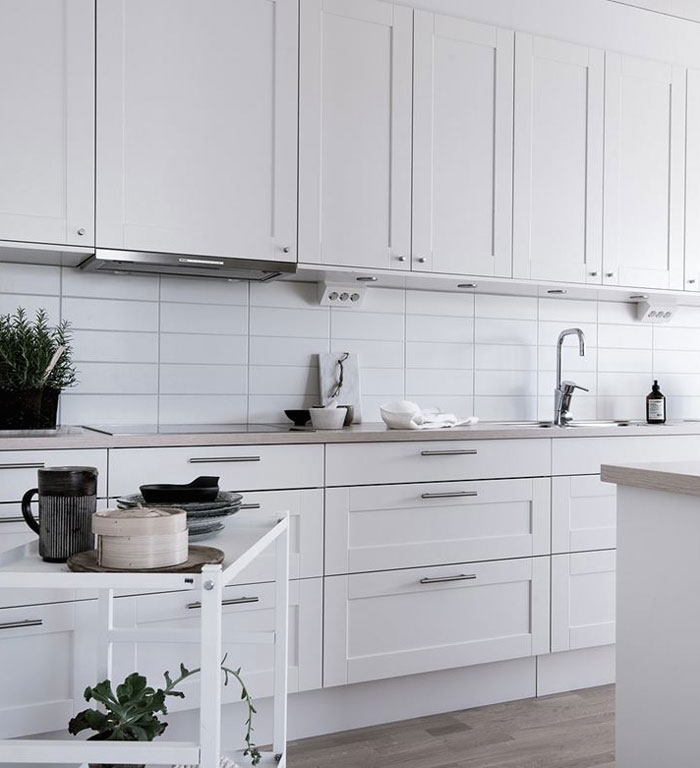 Kitchen Set Scandinavian: A Home So Stylish It Could Be A Showroom For Nordic