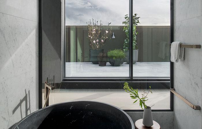 new design hotel at six in stockholm nordicdesign. Black Bedroom Furniture Sets. Home Design Ideas